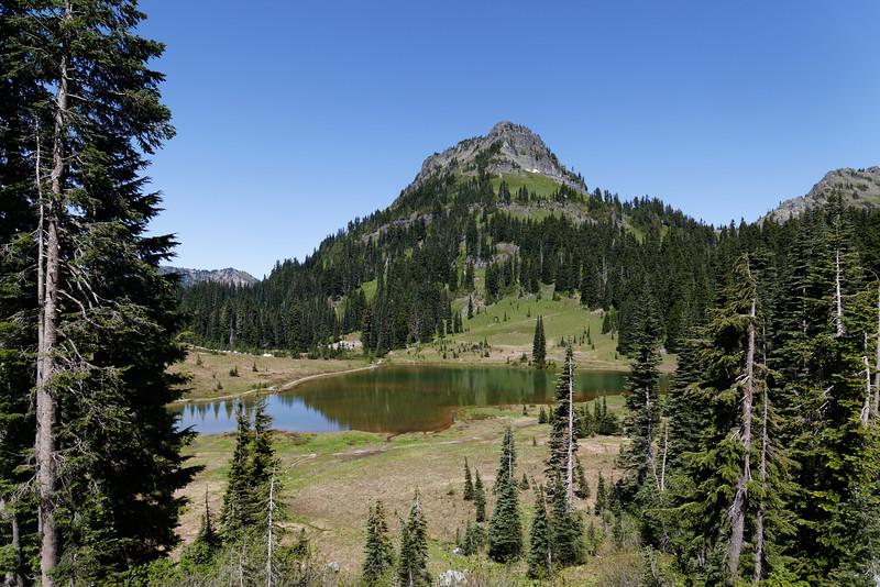 Near Chinook Pass, WA