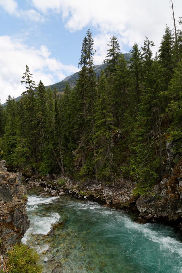 Stehekin River, near High Bridge