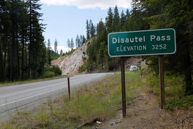 Disautel Pass, Central Washington
