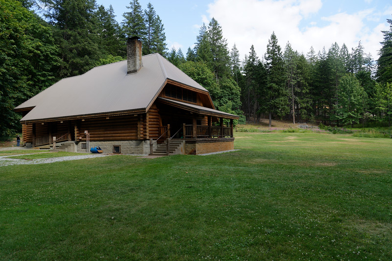 New Stehekin School