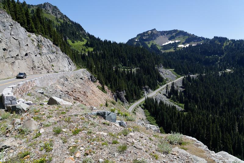 Cayuse Pass, WA