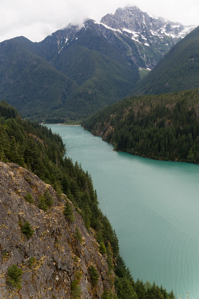 Ross Lake, North Cascades National Park