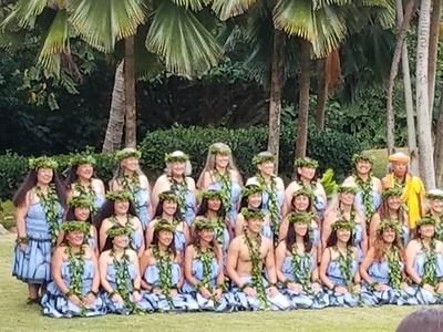 July 2018 Hawaii for Joanna's Uniki and Sandy's tour