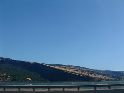 July 23, 2009, From Oregon to Montana