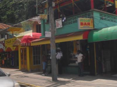 <b>June '09: Jamaican Roadside Scenery</b>