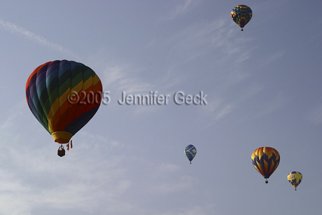 Hot Air Balloon Festival<br><br>Statesville, NC