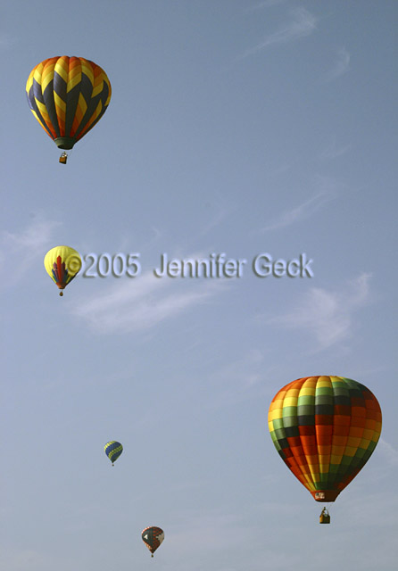 Hot Air Balloon Festival<br><br>Statesville, NC