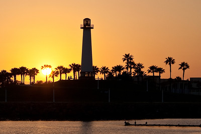 6753 Lighthouse Sunset