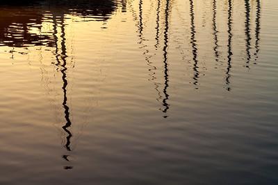 6520 Mast Reflections