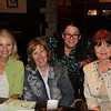 Lynn, Margot, me and Kathy.