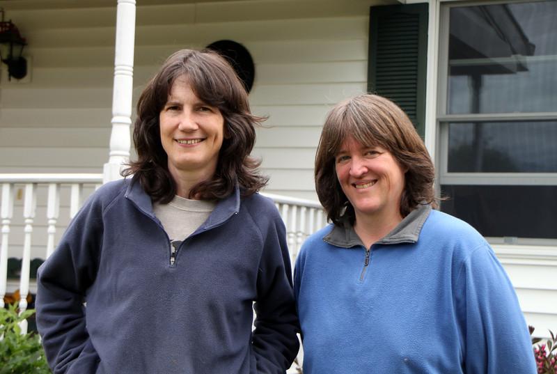 Susan and Robin.