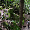 Kendall Ledges trail