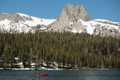 Lake Mary, Mammoth Lakes, CA