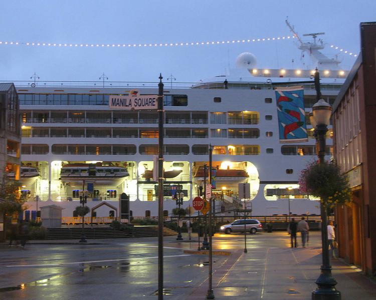 Manila Square, Juneau
