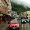 Downtown Juneau AK.
