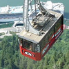 The Mount Roberts Tramway in Juneau, Alaska.