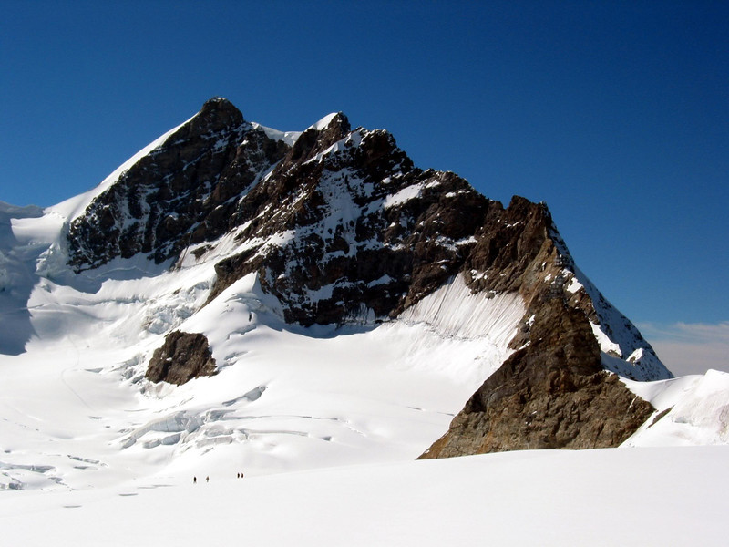 Jungfrau, 4158m