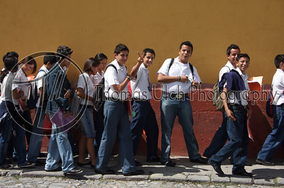 Remember, don't photograph children in Guatemala!  Advice I completely ignored. Antigua, Guatemala.