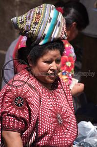 Market day in Chichicastenango!