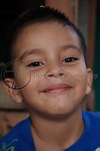 Mi sobrino Framboyan. Talnique, EL Salvador