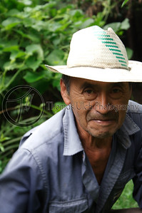 Look at how handsome I am! El Boqueron, El Salvador.