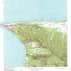 US Interior Dept map of Ka'ena Point.