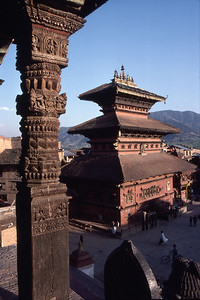 Bhaktapur Pagodas