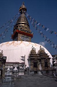 Swayambunath Temple