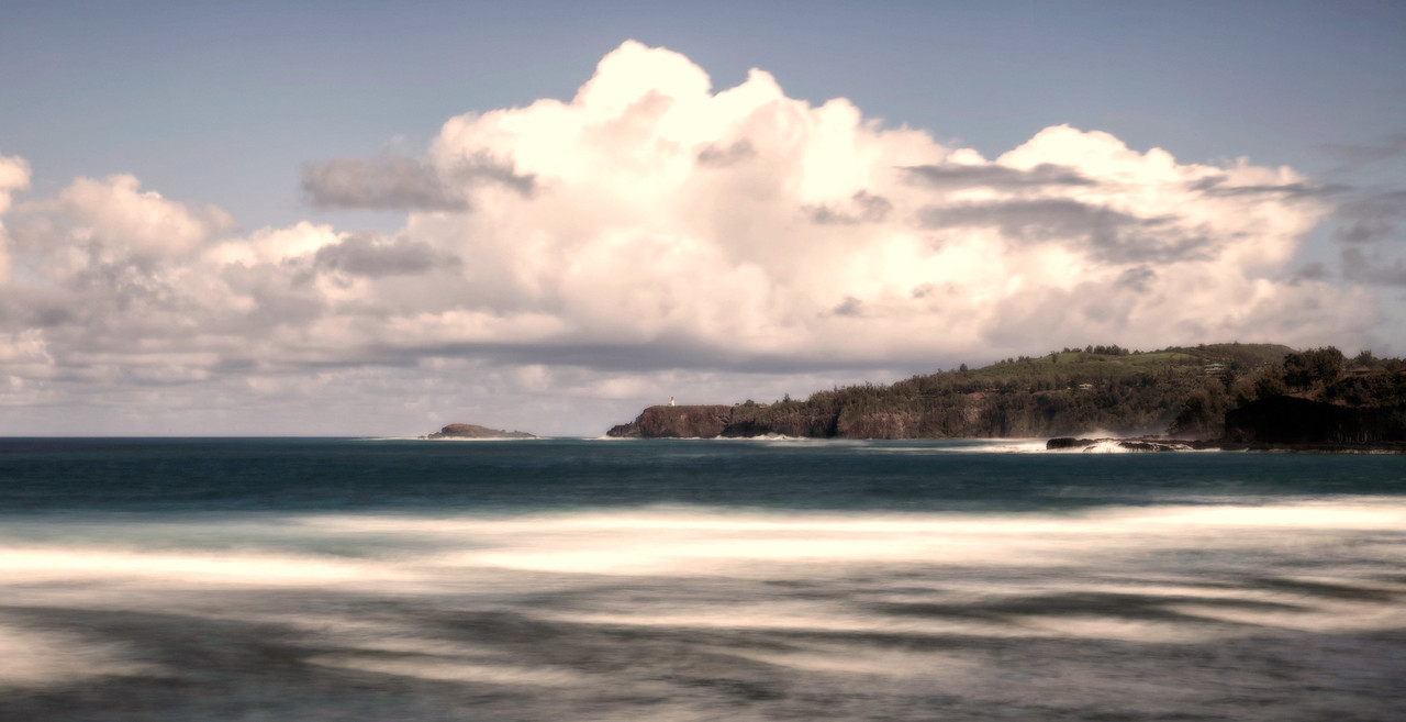LONG EXPOSURE CAPTURE FROM ANINI BEACH