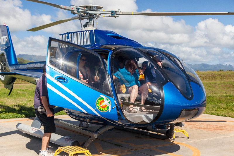 THE ECOSTAR TOURING HELICOPTER.
