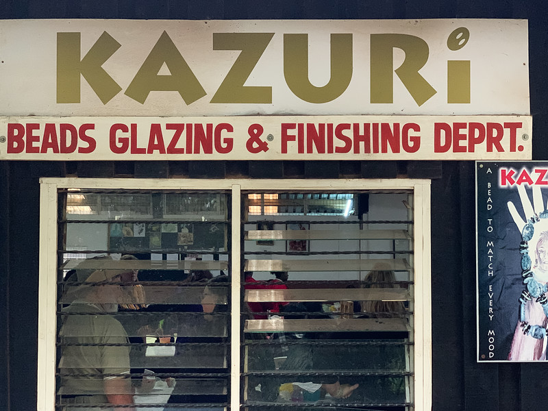 WORLD FAMOUS KAZURI BEADS ARE MANUFACTURED HERE
