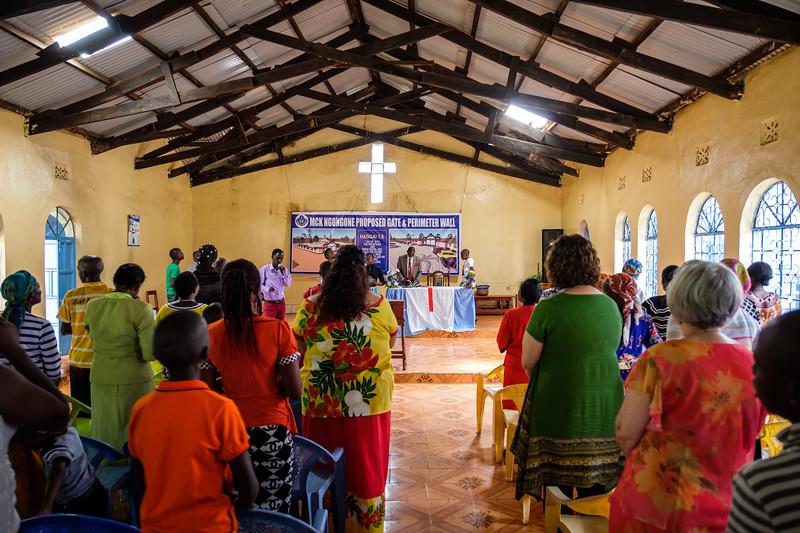 SUNDAY CHURCH SERVICES