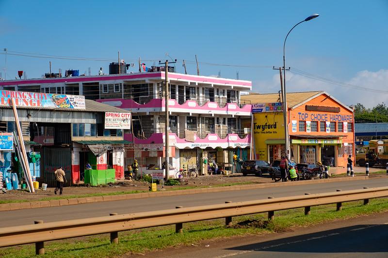 NAIROBI SUBURBS