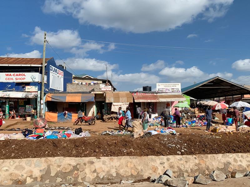 ROAD BACK TO NAIROBI