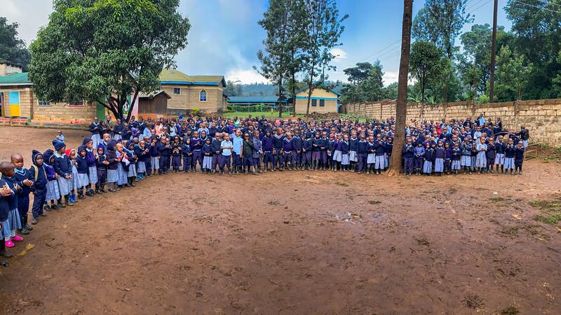 CLARK SCHOOL ASSEMBLY