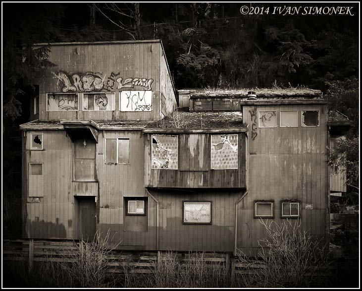 """HAUNTED HOUSE 2"",Ketchikan,Alaska,USA."