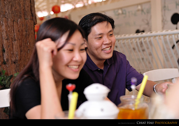 Hooi Ling and Ping Jong