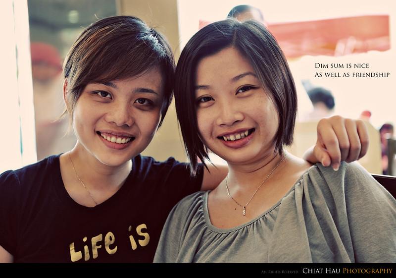 Shuang & LB
