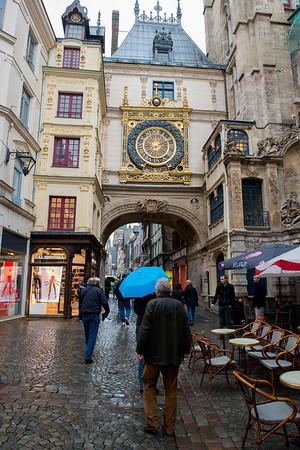 Rouen-Bayeux