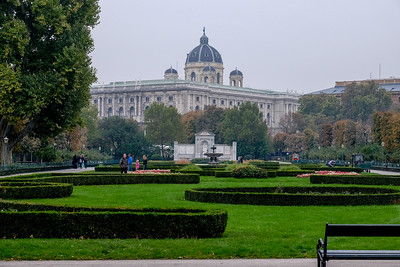 Vienna is home to countless museums. Construction of two monumental museum buildings - one for fine arts and one for natural history - started in 1872 at a new square, the Maria-Theresien-Platz, named for Maria Theresa, the only female monarch of Austria. The twin structures were built on either side of the square and mirror each other.