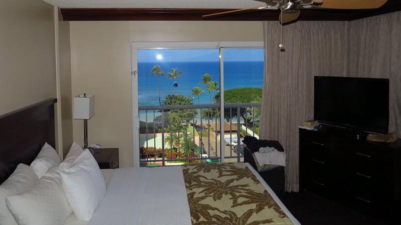 Ka'anapali Beach Club room 625