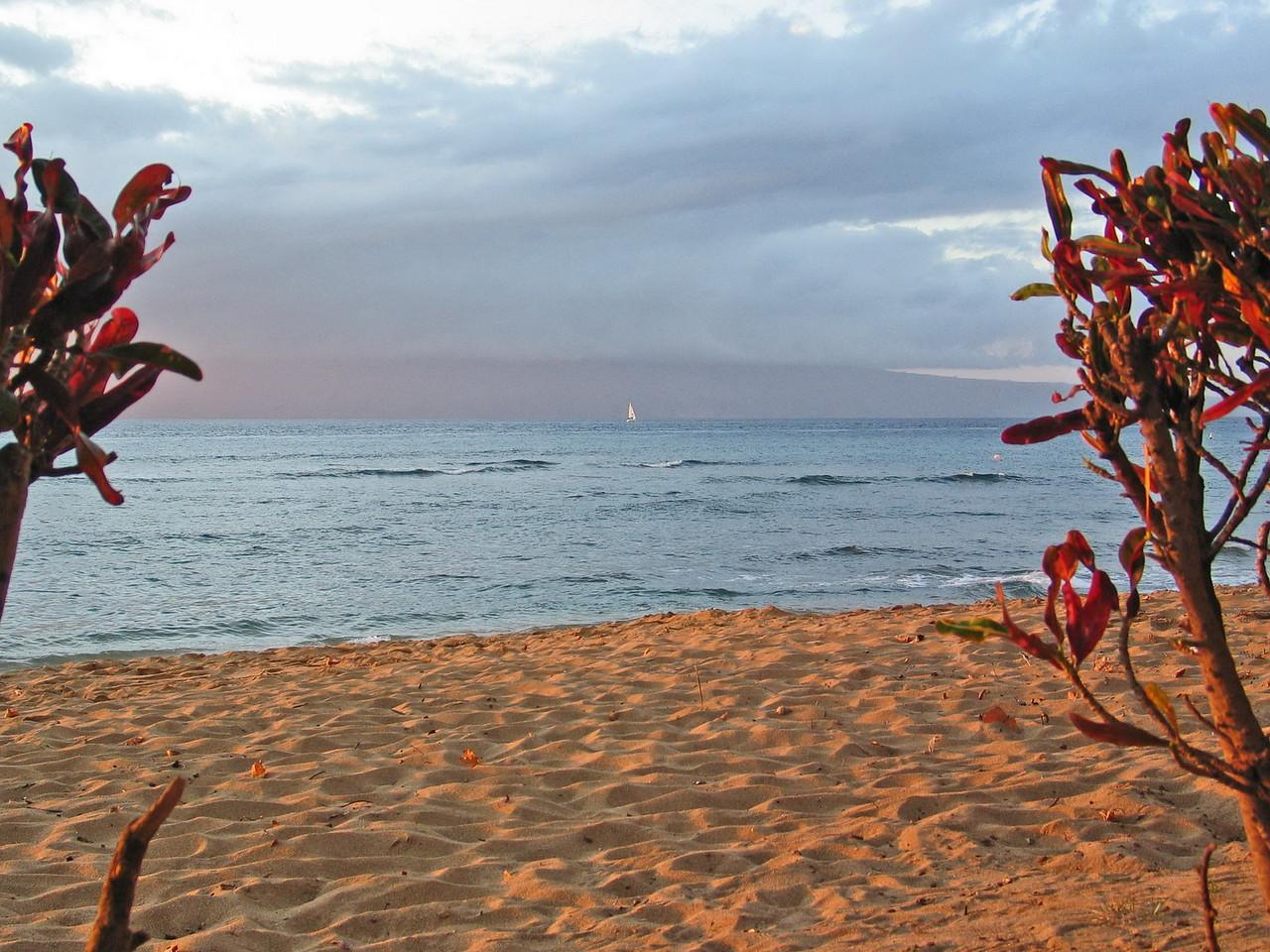 Ka'anapali Beach Club beach