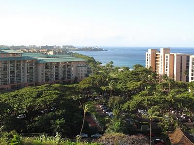 Ka'anapali Beach Club southern view