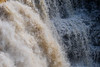 Water flowing over Kakabeka Falls