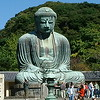 Big Budduha in Hase Temple. Evey day so many trourists from USA, Europe and .... visit Kamakura.