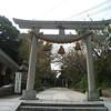Entrance of Koyurugi shrine