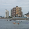 Koshigoe seashore, my home town