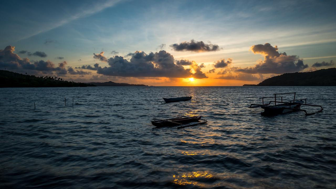 Sunrise in Lauran