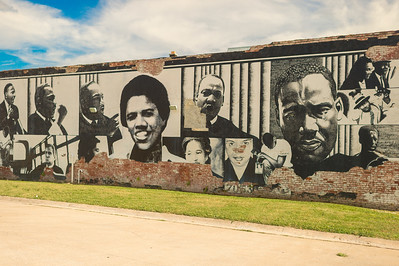 Martin Luther King Mural Kansas City