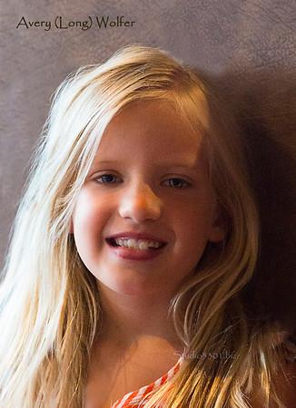 Keesha's daughter, Bob L's grandaughter
